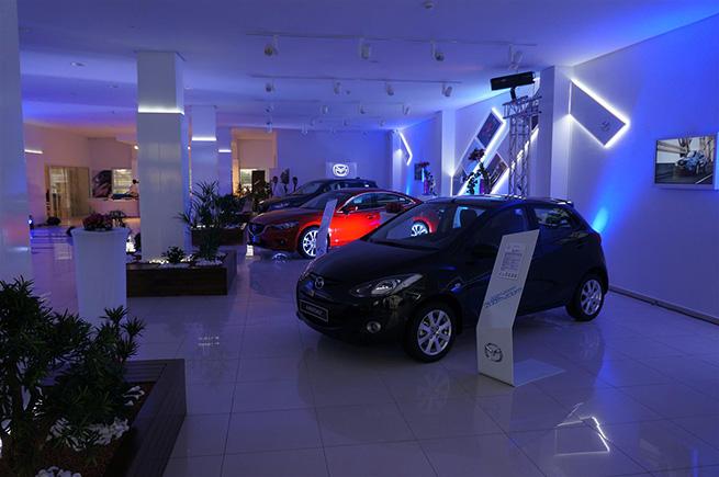 Mazda ouvre une nouvelle succursale à Sousse