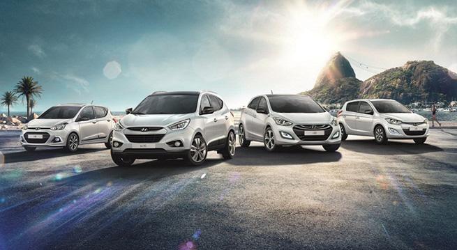 Alpha Hyundai Motor sponsorise les soirées du mondial 2014