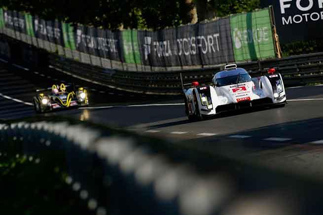 Audi remporte les 24H du Mans