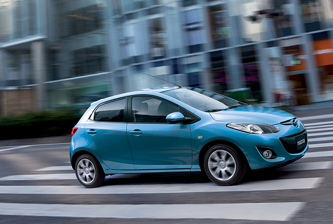 La Mazda2 disponible chez Economic Auto