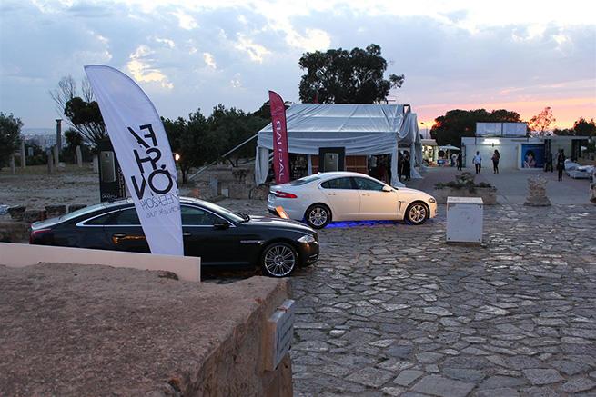 Jaguar sponsorise la Fashion Week Tunis