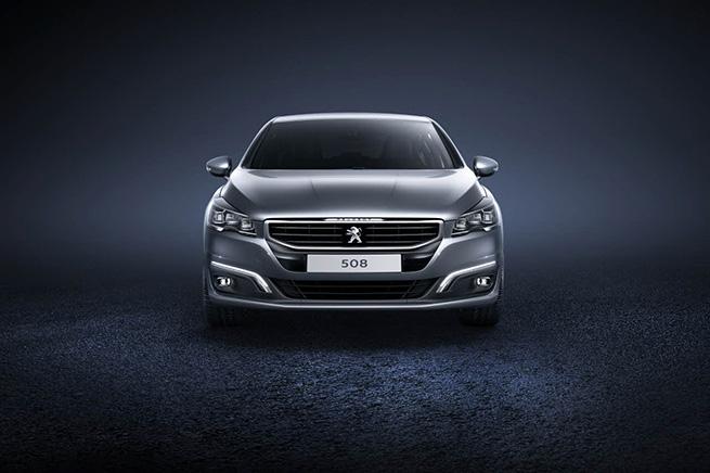Nouvelle Peugeot 508 !