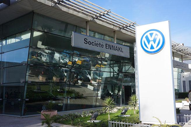 Volkswagen leader du marché au mois de mai