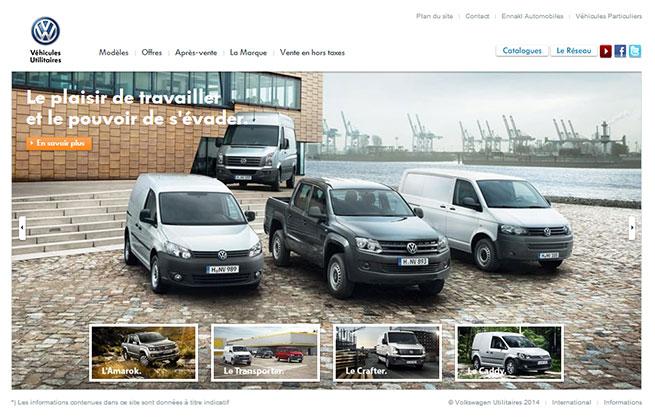 Volkswagen Utilitaires Tunisie lance officiellement son site internet