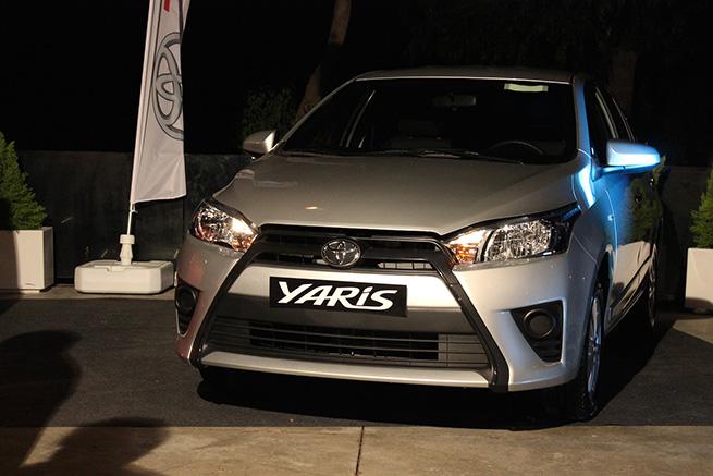 BSB lance la nouvelle Toyota Yaris 5 portes