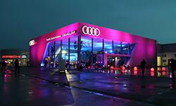 Soirées ramadanesques au terminal Audi La Goulette