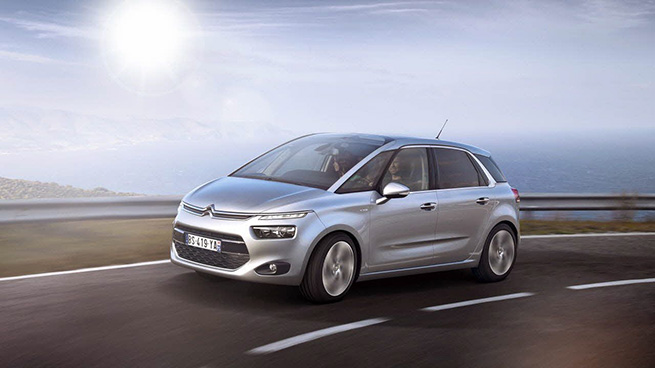 Citroën, la marque la plus vendue en Juillet en Tunisie