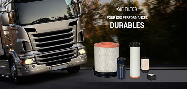 GIF Filter- Performance et Fiabilité