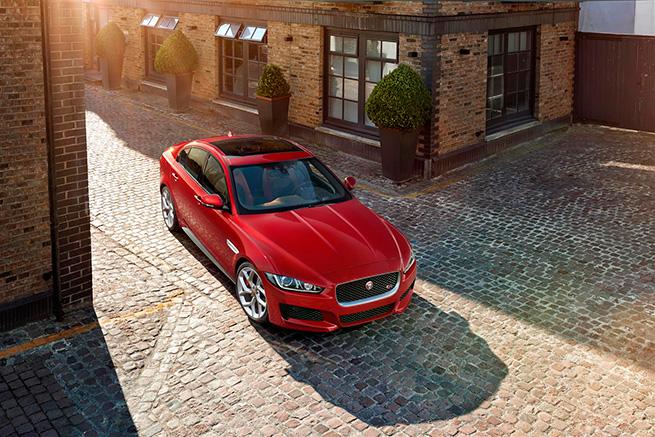 Nouvelle Jaguar XE !