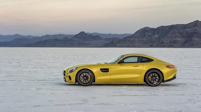 Mercedes-Benz GT AMG !