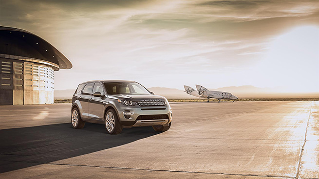 Nouveau Land Rover Discovery Sport