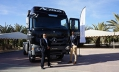 Le Moteur S.A présente sa nouvelle gamme de camions à Djerba