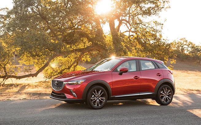Nouveau Mazda CX-3 !