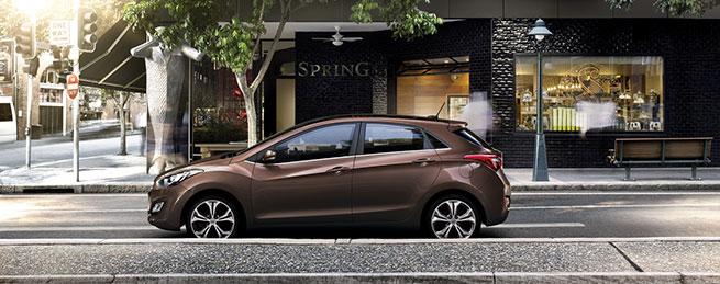 Hyundai expose sa gamme au restaurant El Firma