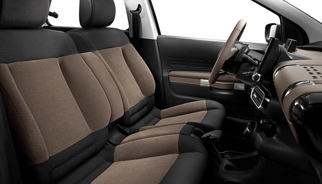 La Citroën C4 Cactus reçoit le Prix du plus bel intérieur
