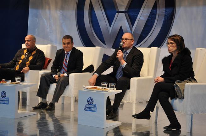 Volkswagen Handball Challenge : Une compétition organisée par Ennakl Automobiles