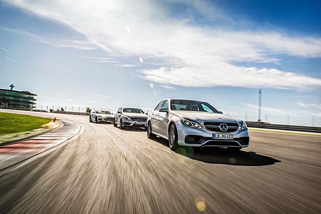 Mercedes-Benz organise des essais en Tunisie