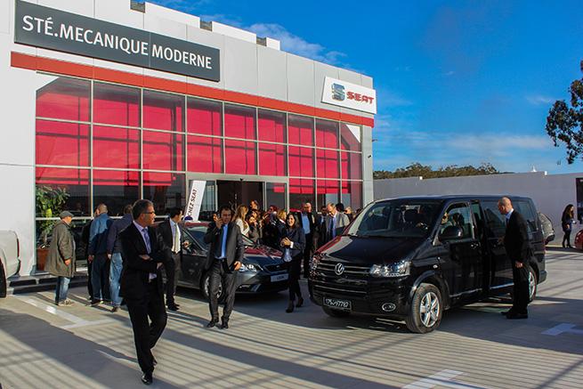 SEAT renforce sa présence sur le territoire Tunisien avec l'ouverture de nouvelles agences à Nabeul et à Hammam Sousse