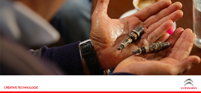 Citroën vous conseille : Campagne de sensibilisation contre les pièces de contrefaçon par Citroën Tunisie