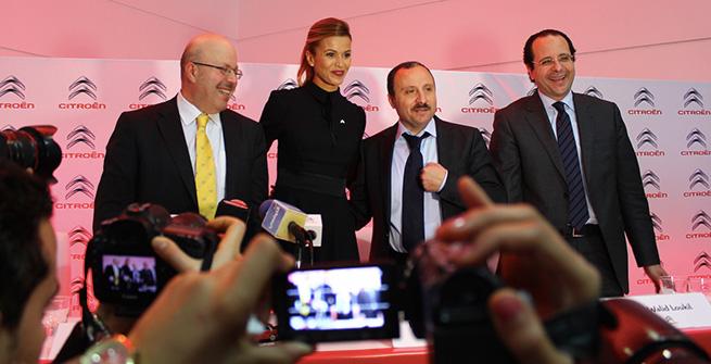 Habiba Ghribi et Citroën Tunisie : Un partenariat de passion