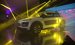 Aures Auto lance la C4 Cactus en Tunisie