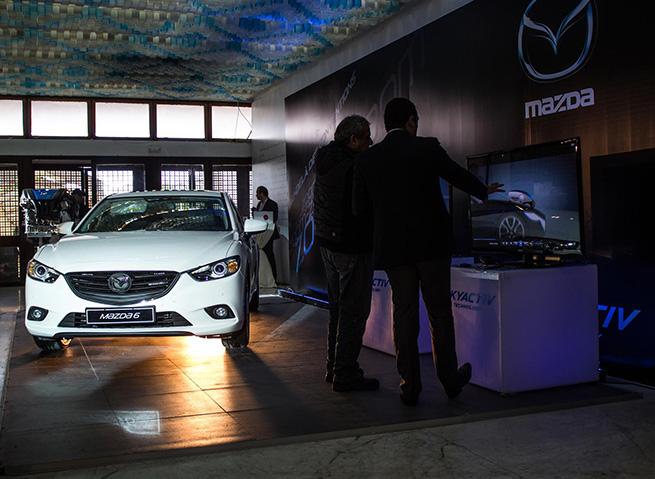 Mazda au TEDxCarthage 2015