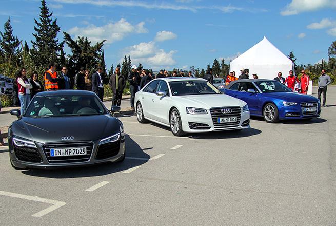 Ne ratez pas l'Audi Motor Show !
