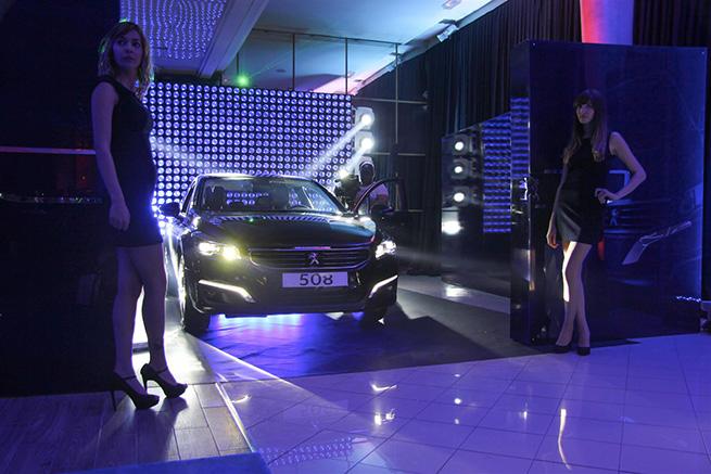 Stafim lance la nouvelle Peugeot 508 !