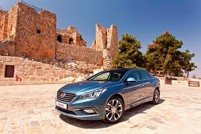 Hyundai Motor célèbre le 30e anniversaire de la Sonata