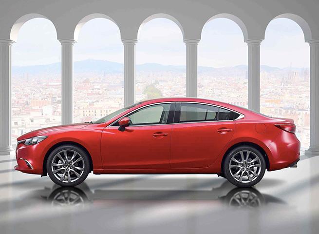 La Mazda 6 2015 disponible chez Economic Auto