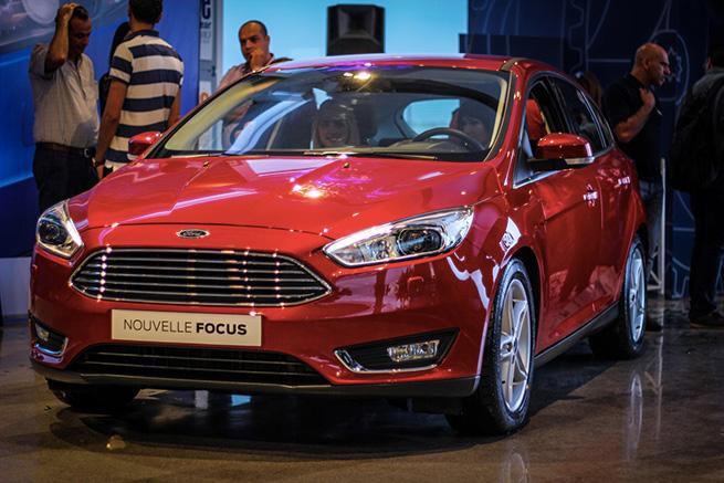 La Nouvelle Ford Focus 1.0l Ecoboost arrive enfin en Tunisie