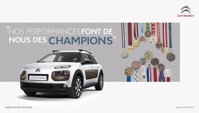 Reveal imminent d'un nouveau Champion Citroën