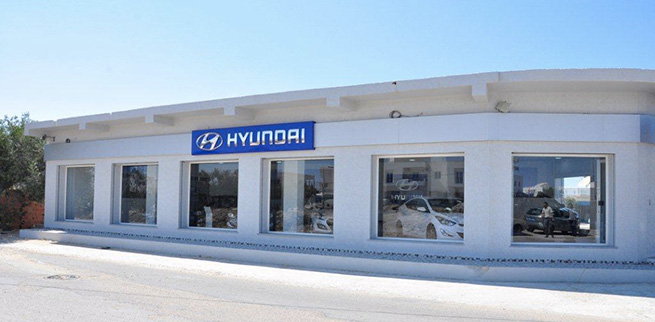 Hyundai installe une nouvelle agence à Djerba