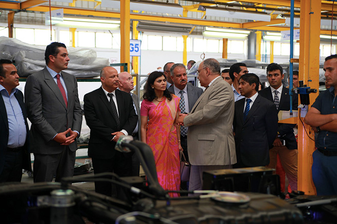 TATA MOTORS, le géant automobile   Indien en Tunisie