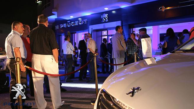 Nouvelle Succursale Stafim Peugeot à Sfax