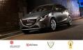 La nouvelle Mazda2 accumule les récompenses