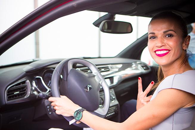 Citroën Tunisie félicite Habiba Ghribi : l'athlète féminine la plus titrée de l'histoire de la Tunisie