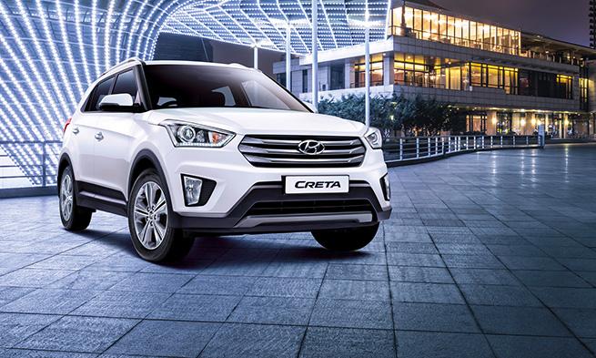 Hyundai Creta, le nouveau SUV compact