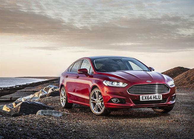 La nouvelle Ford Fusion débarque en Tunisie