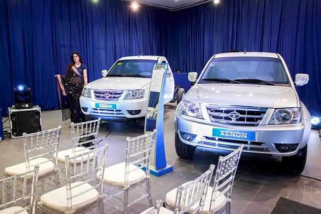 Le Moteur S.A lance les utilitaires TATA Motors