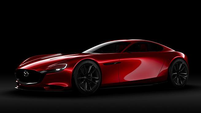 Mazda RX-Vison Concept