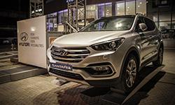 Alpha Hyundai Motor lance le nouveau Santa Fe