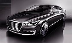 La nouvelle marque Genesis prend forme avec le G90