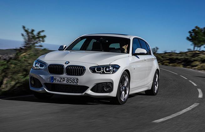 Nouvelle BMW Série 1 chez Ben Jemâa Motors