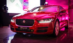 Alpha International lance les Jaguar XE et XF