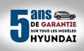 Alpha Hyundai passe à 5 ans de garantie
