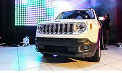 Italcar S.A. lance la Jeep Renegade en Tunisie