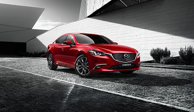 La Mazda 6 en boite manuelle est désormais disponible chez Economic Auto