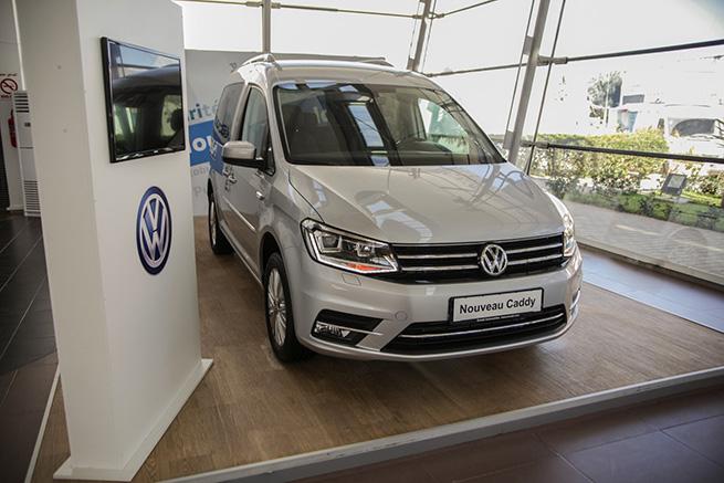 Nouveau Volkswagen Caddy Highline