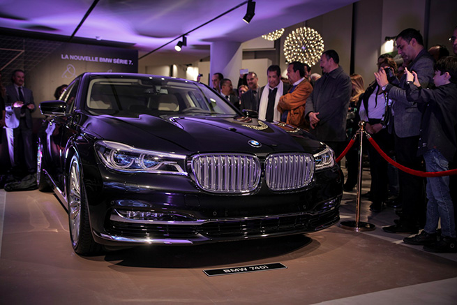 BMW Série 7, une nouvelle dimension du luxe automobile